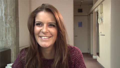 Gemma Oaten - From Training to Television