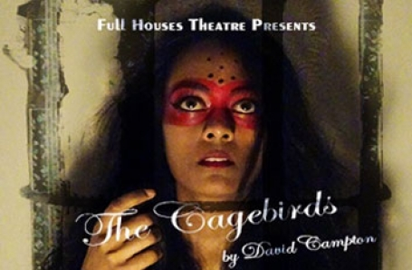 Alumni, Elizabeth Huxley & Ella Bell, are appearing in The Cagebirds this April