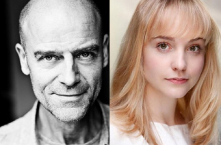 DSL Grads Pip Torrens and Olivia Vinall in David Hare's new BBC drama, Roadkill