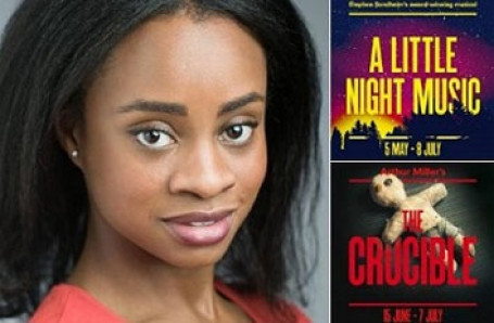 Esme Sears appears in A Little Night Music and The Crucible at the Storyhouse