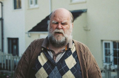 Trevor Cooper as Len Clifton in the BBC comedy This Country